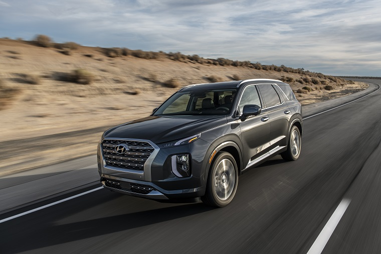 O Brien Hyundai >> 2020 Hyundai Palisade Poised to Go on Sale in U.S. - The ...