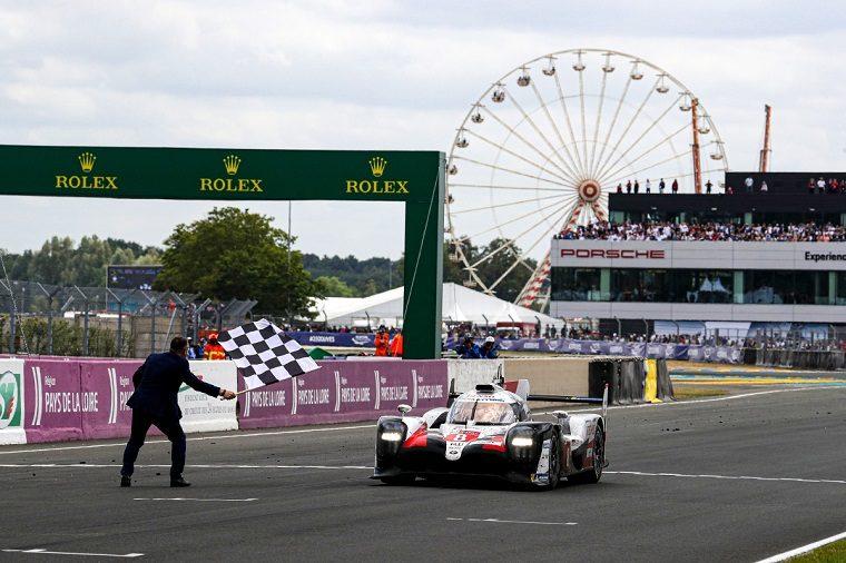 #8 Toyota Wins 2019 Le Mans
