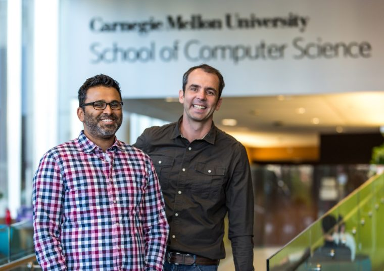 Deva Ramanan and Simon Lucey will head up Carnegie Mellon AV research center