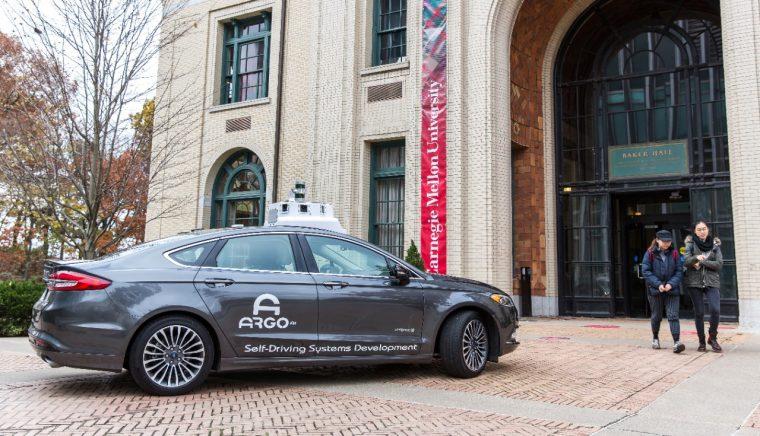 Argo AI Carnegie Mellon University