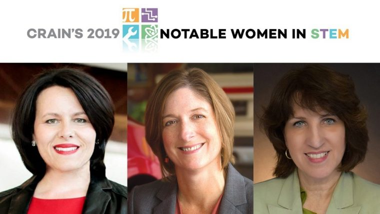 Ford Crain's 2019 Notable Women in STEM