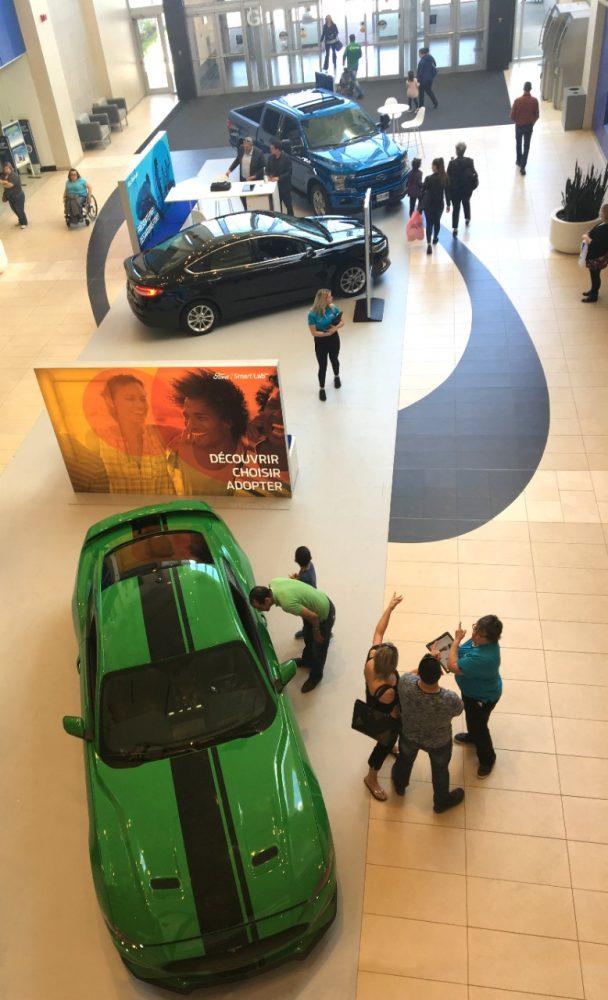 Ford Smart Lab Quebec City