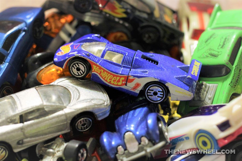 Hot Wheels cars toy vehicles die-cast model cars child collect