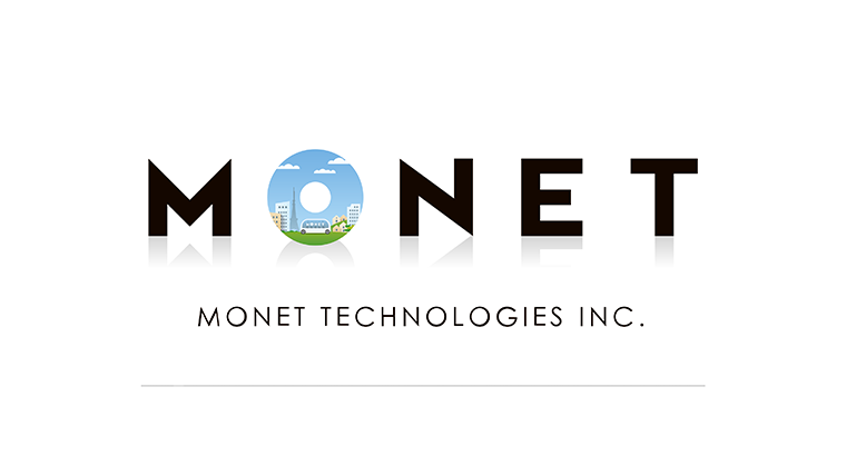 Monet Technologies Logo