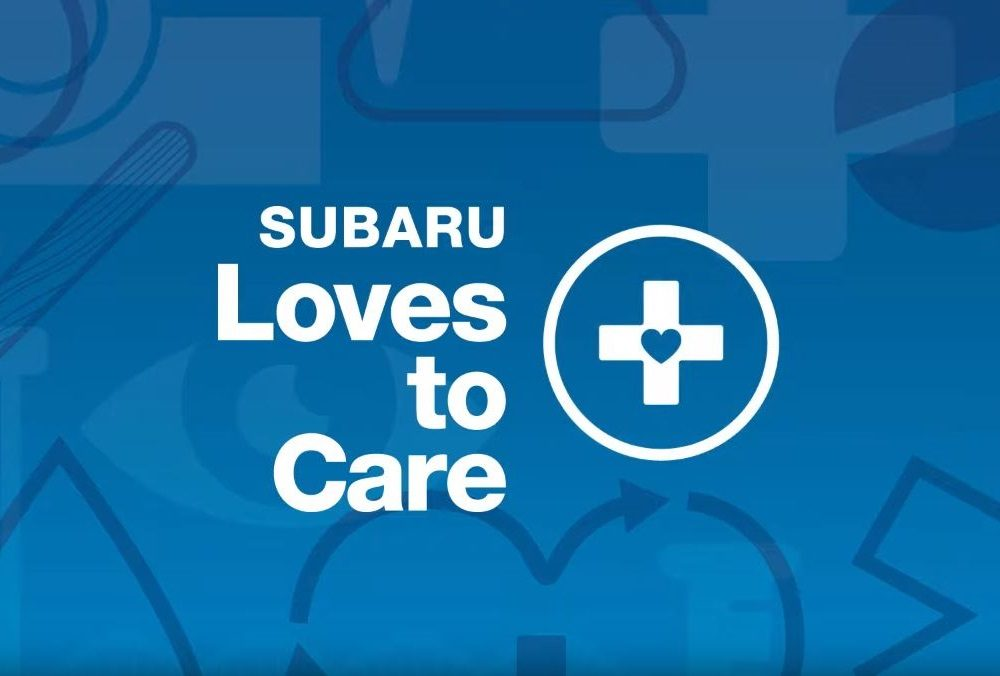 Subaru expands its Loves to Care program through a partnership with Feeding America.