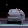 The Cars of Black Mirror Nosedive episode Daewoo Matiz I-Cruiser 2 electric