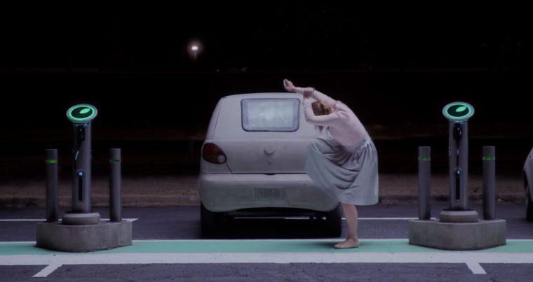 The Cars of Black Mirror Nosedive episode Daewoo Matiz I-Cruiser 2 electric