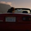 The Cars of Black Mirror San Junipero episode Mazda Miata MX-5 red sports car