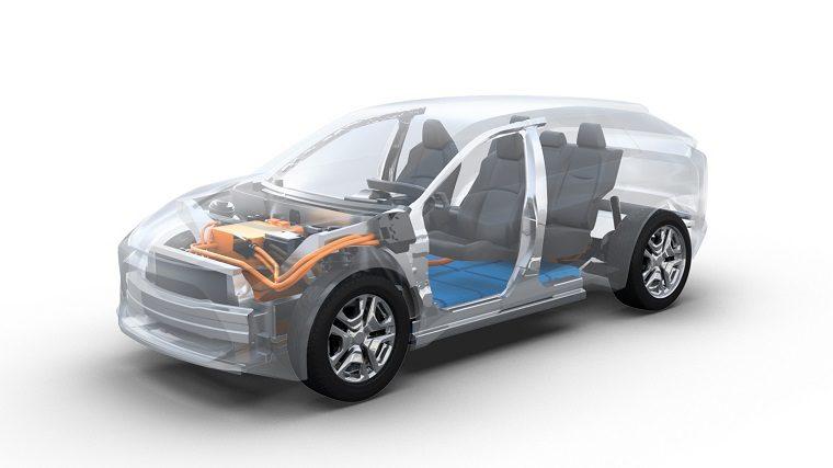 Toyota & Subaru's BEV-dedicated platform