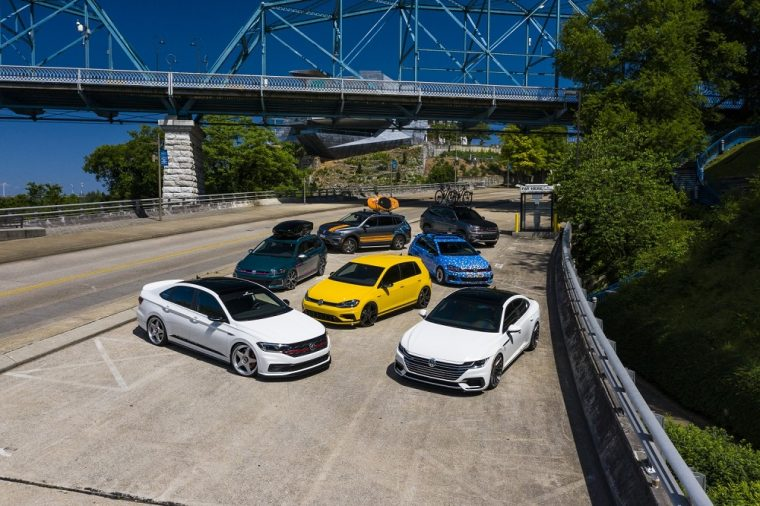 Volkswagen Enthusiast Fleet SOWO 2019