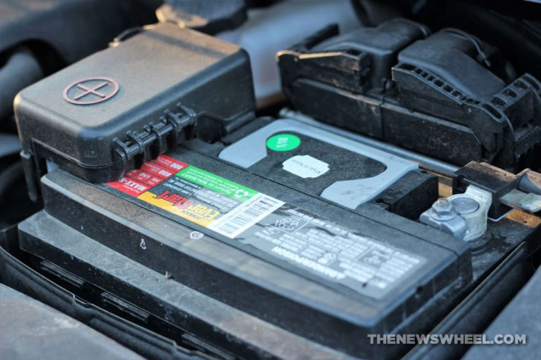 car battery engine charge replace dead jump start