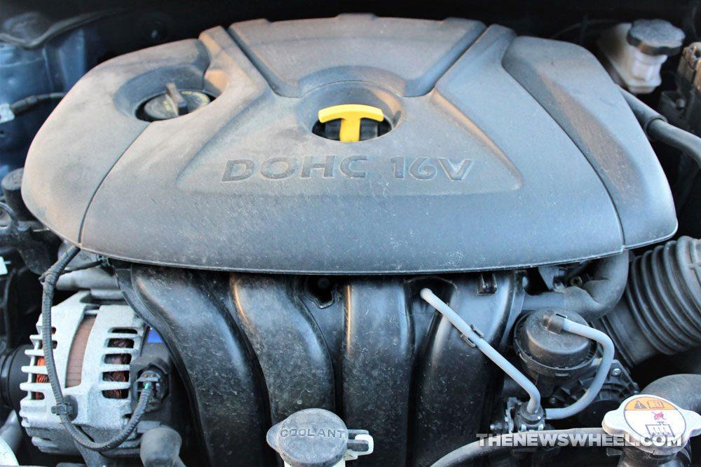 car engine horsepower average good amount