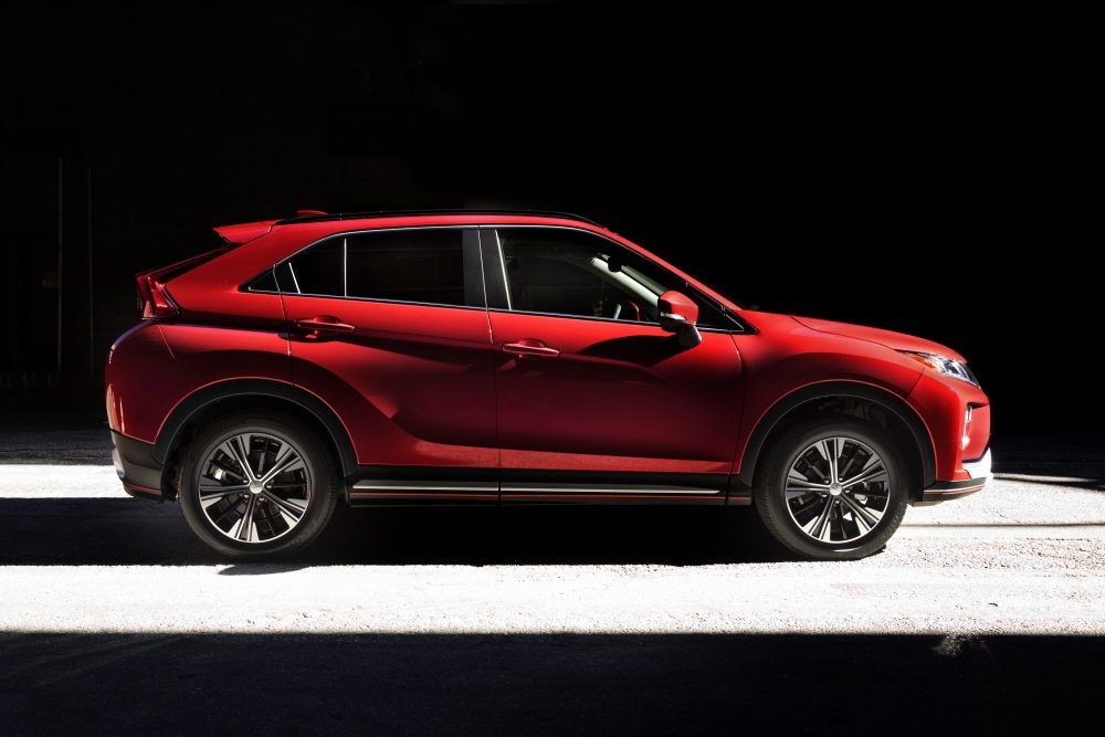 2019 Eclipse Cross family-friendly accessories for your 2020 Eclipse Cross