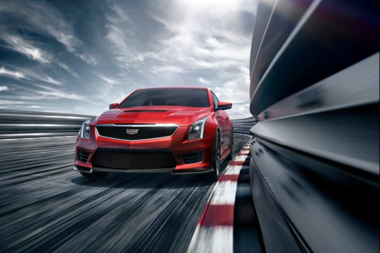 Cadillac Ats V Coupe >> 2019 Cadillac Ats V Coupe Model Overview The News Wheel