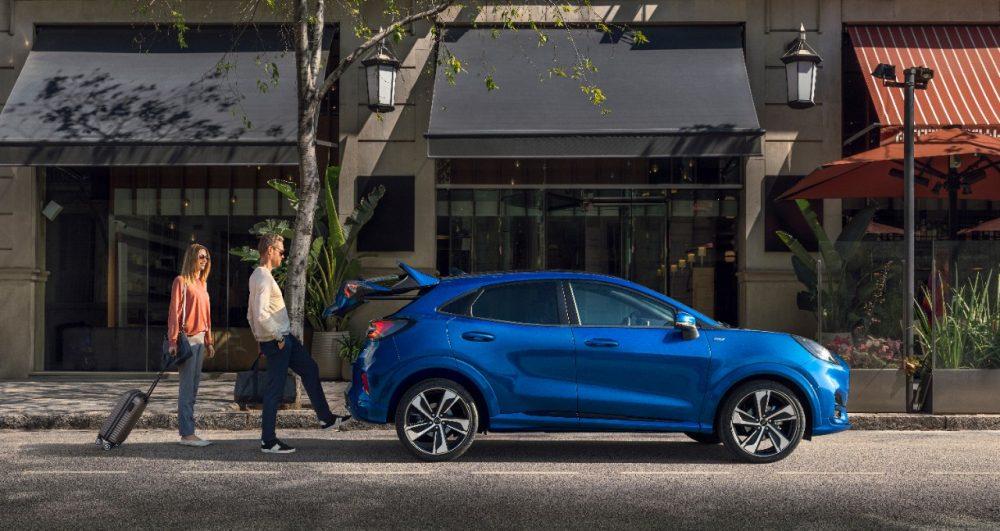New Ford Puma revealed