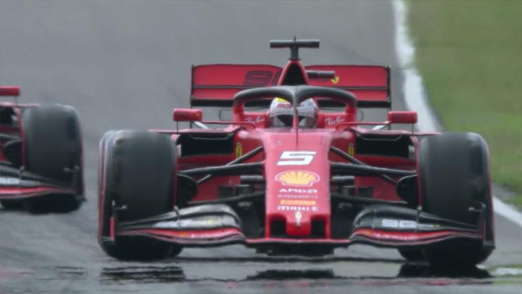 Vettel Slow at 2019 German GP Qualifying