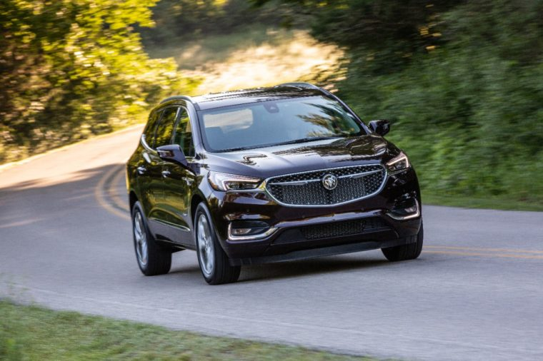 The J.D. Power award-ranked Buick Enclave