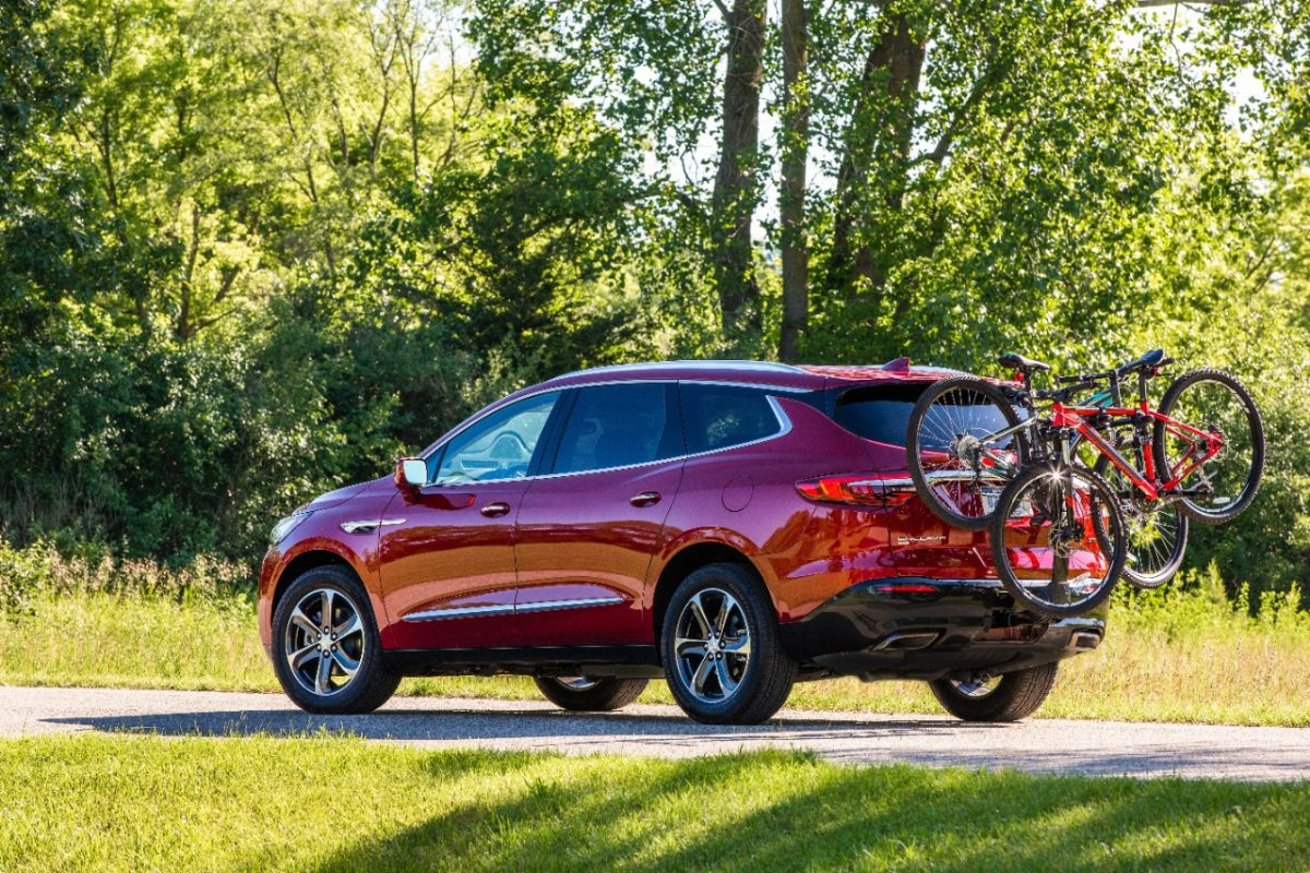 2020 Buick Enclave is one of the Roomiest Midsize SUVs
