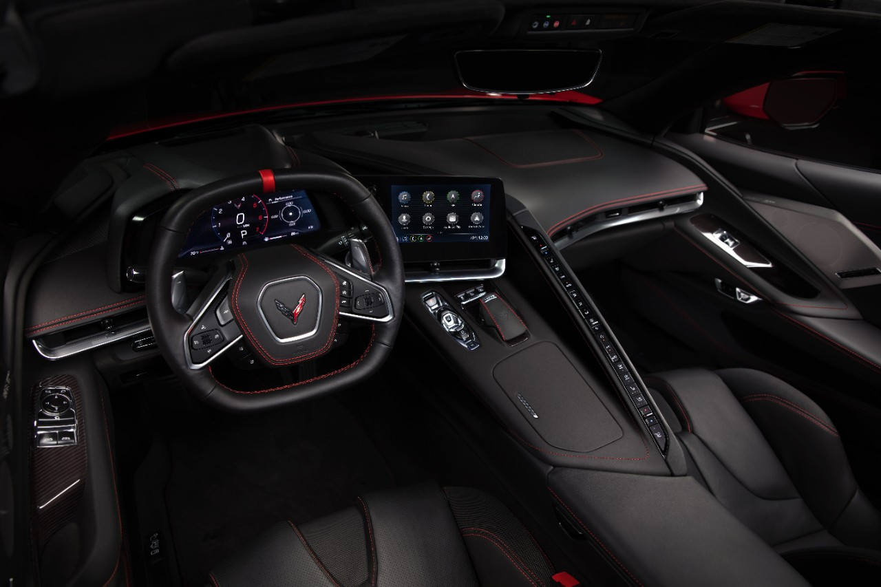 2020 Chevrolet C8 Corvette Stingray Overview The News Wheel