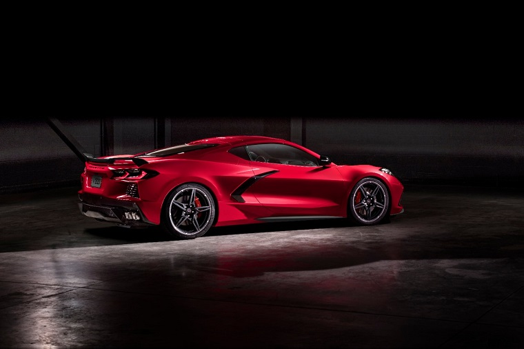 [PHOTOS] Chevy's Spectacular New Mid-Engine Corvette ...