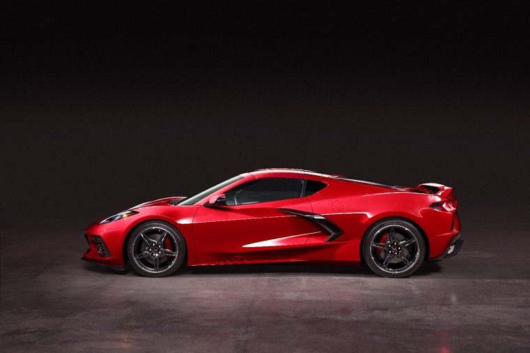 2020 Corvette Stingray 13 Corvette Experience program