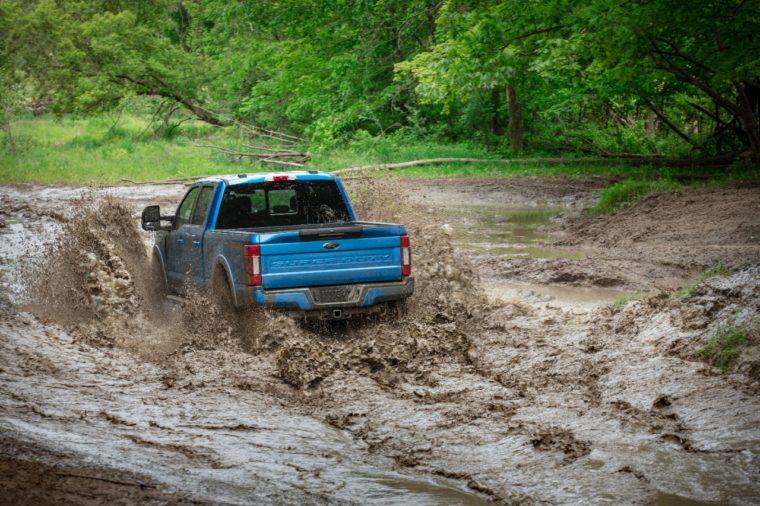 2020 Ford Super Duty Tremor