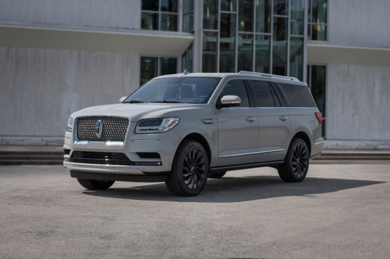 2020 Lincoln Navigator Reserve Monochromatic Package