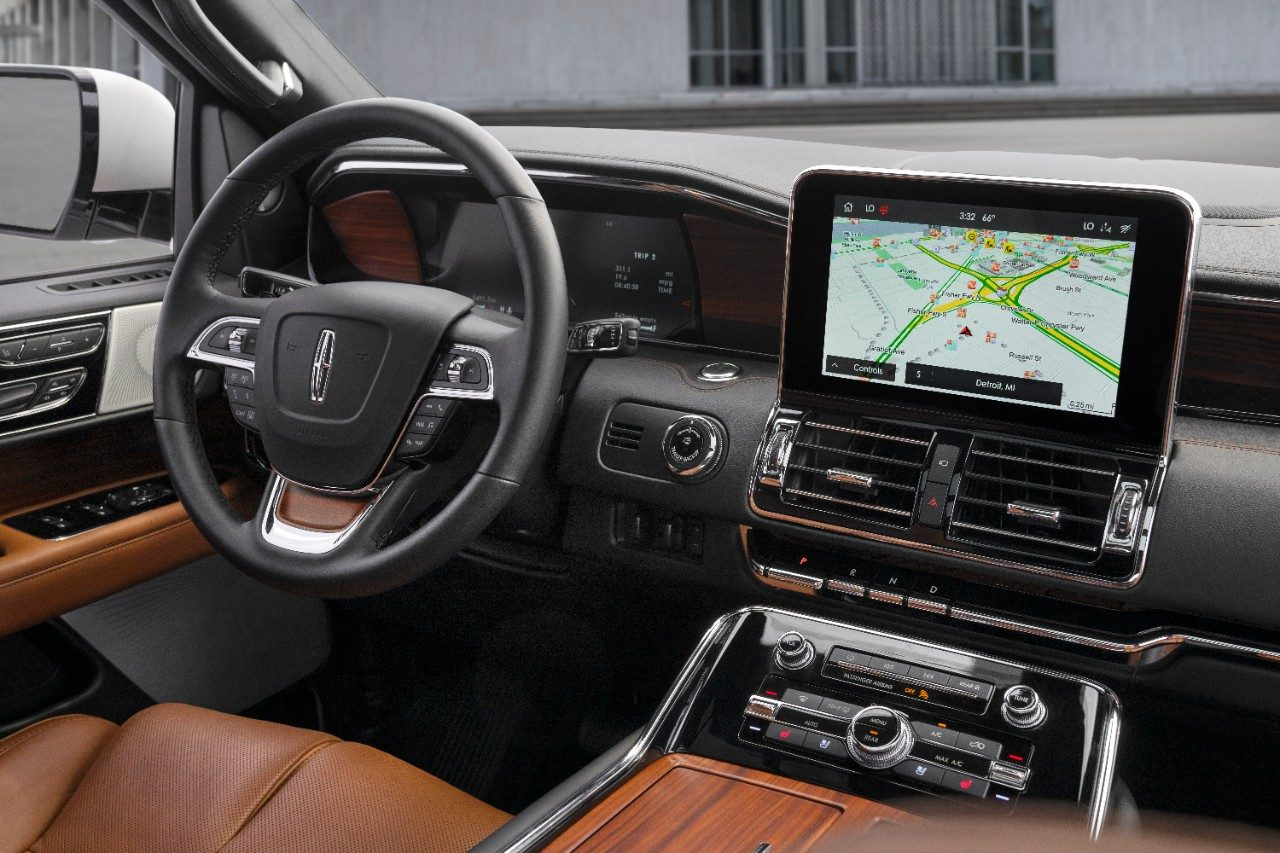 2020 Lincoln Navigator Overview The News Wheel