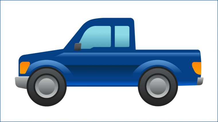 If Ford Has Its Way, You'll Have a Pickup Truck Emoji Soon - The News Wheel