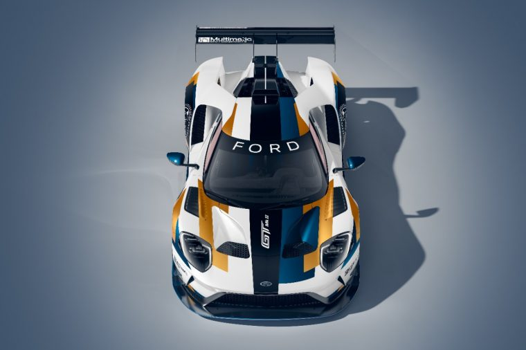 Ford GT Mk II revealed
