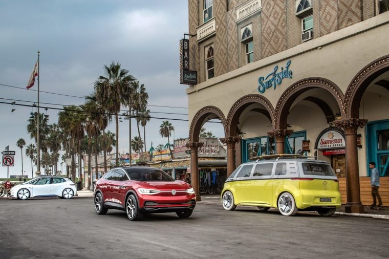 Volkswagen Electric Vehicles Future Carbon Neutral