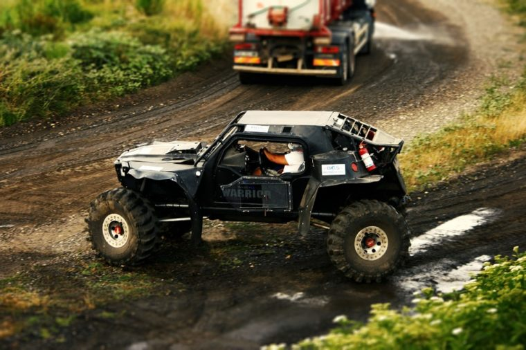 buggy offroad off-roading