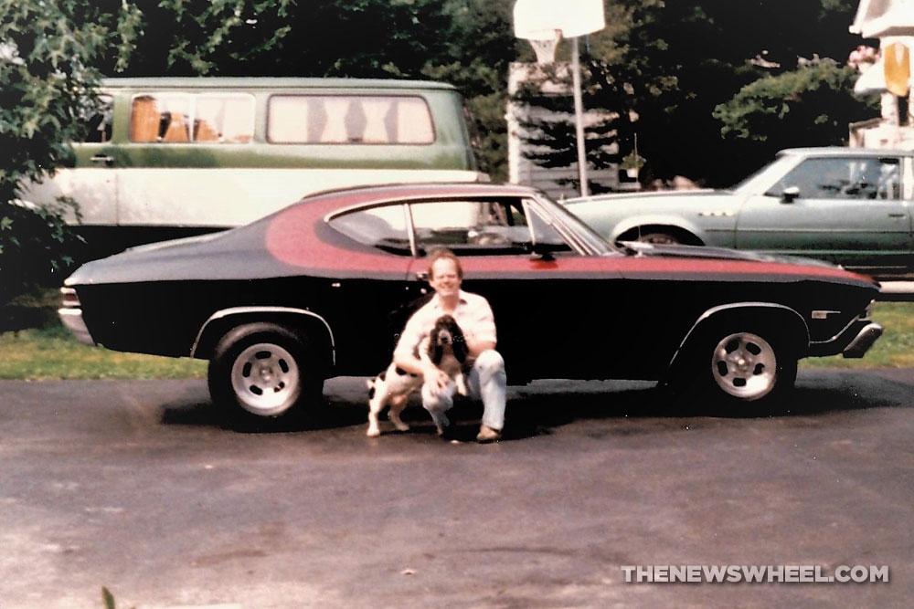 1968 Chevrolet Chevelle SS classic car childhood nostalgia family memories