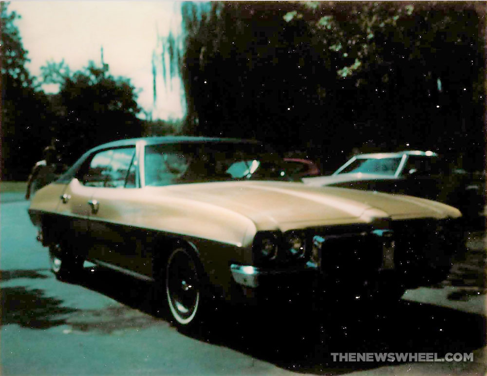 1970 Pontiac Tempest classic car childhood nostalgia family memories