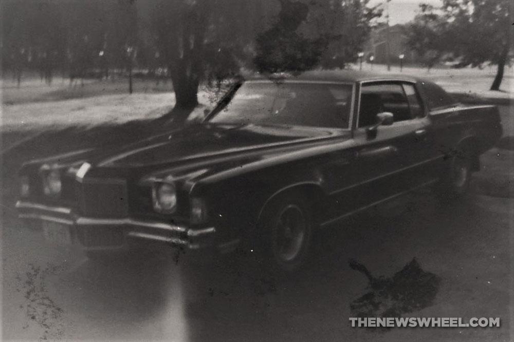 1971 Pontiac Grand Prix classic car childhood nostalgia family memories