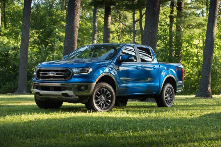 2020 Ford Ranger is Free Press Truck of the Year