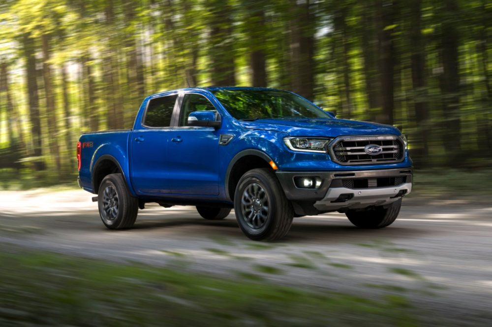 2019 Ford Ranger FX2 Package   Ford Ranger Tops Cars.com 2020 American-Made Index