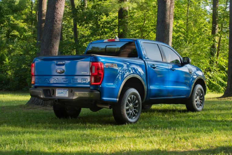 2019 Ford Ranger FX2 Package