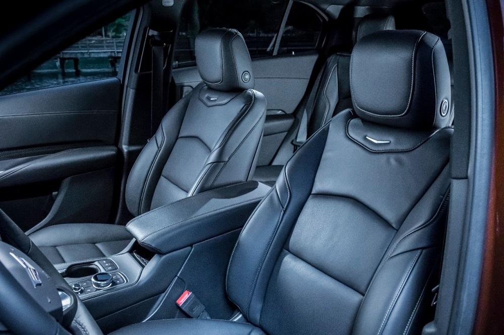 2020 Cadillac XT4 Sport Interior