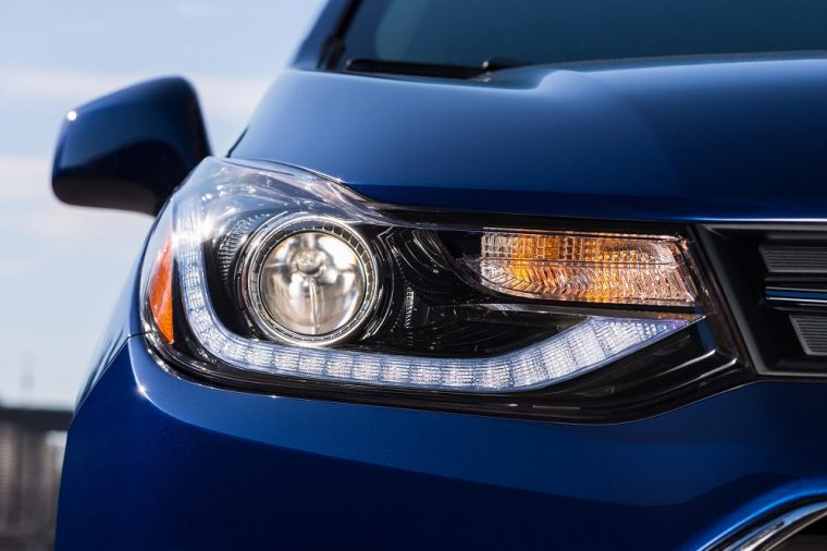 2020 Chevrolet Trax exterior headlight