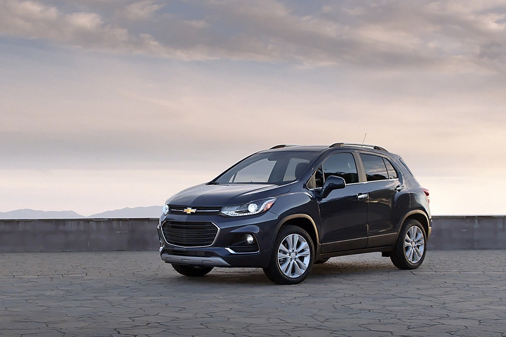 2020 Chevrolet Trax Overview The News Wheel