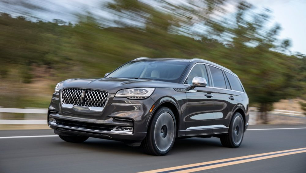 2020 Lincoln Aviator | Lincoln of Canada sales 2019