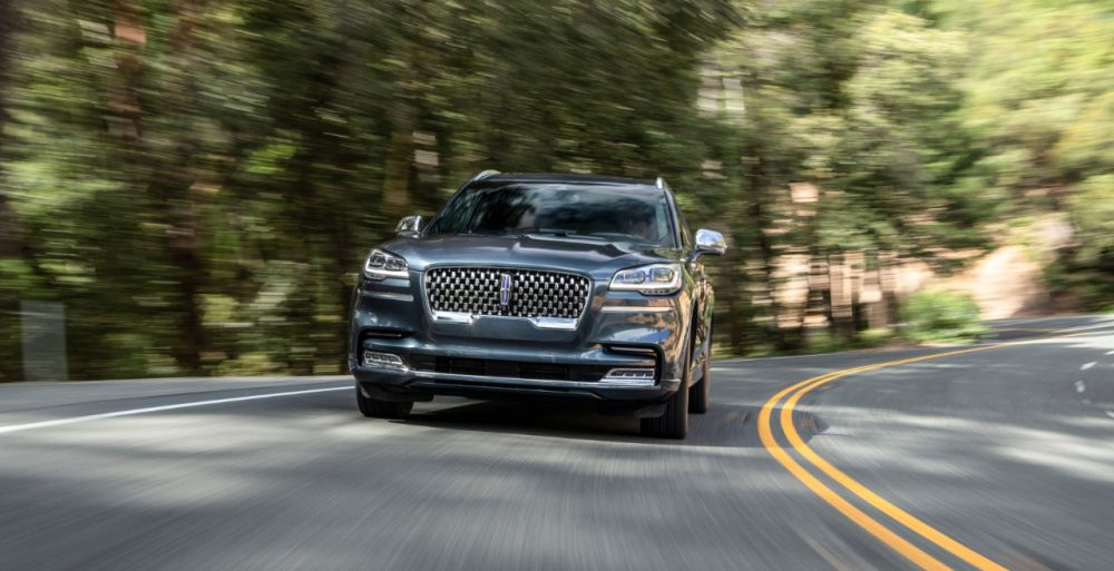 2020 Lincoln Aviator Grand Touring | Lincoln Sales More Than Double in April | Lincoln April 2021 sales results