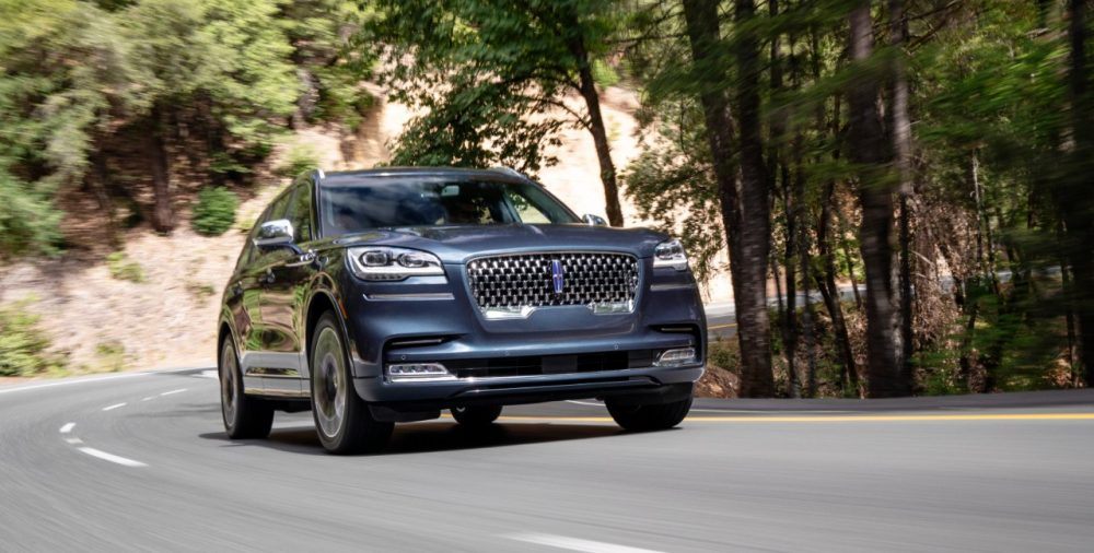 2020 Lincoln Aviator Grand Touring | Consumer Reports Dubs Lincoln No. 2 Most Liked Car Brand