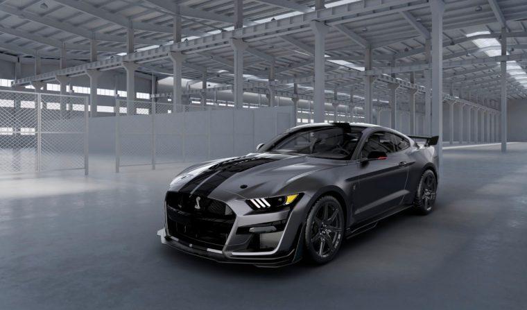 2020 Mustang Shelby GT500 Venom