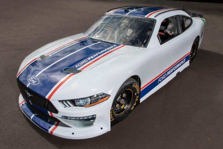 2020 NASCAR Xfinity Series Mustang