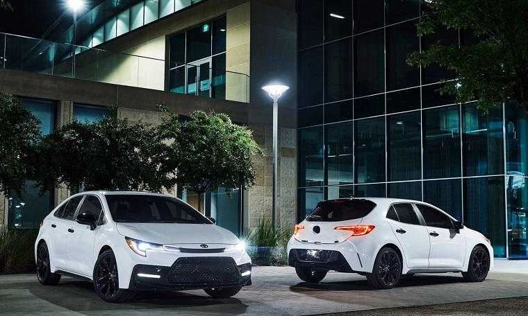 2020 Corolla Nightshade Edition Turns Down the Lights ...