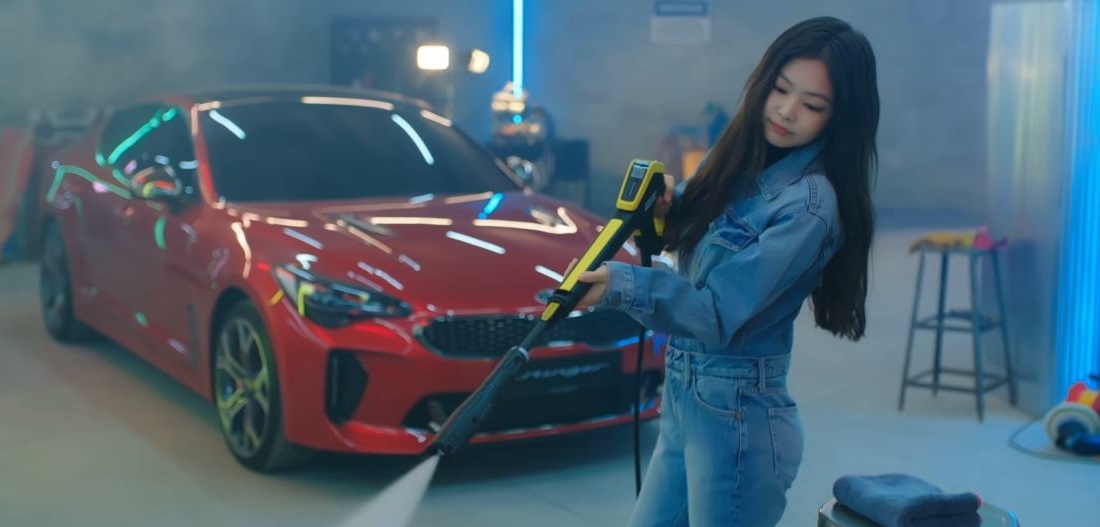 BLACKPINK 2019 Kia Stinger World Tour