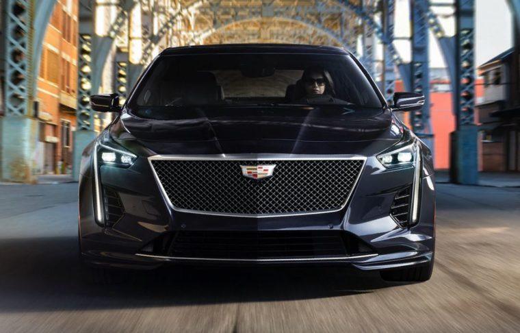 """2019 Cadillac CT6-V """"800T"""" badge"""