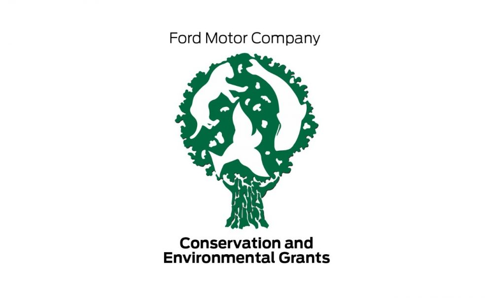 Ford Conservation and Environmental Grants Logo - En